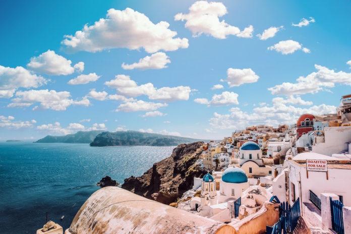 Grecia in barca